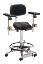 stolica za kirurga s rukonaslonima