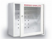 Ormarić za defibrilator sa alarmom