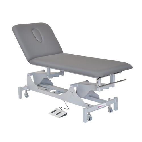 stol za masažu električni - dvodijelni