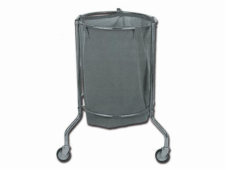 kromirana kolica sa vrećom