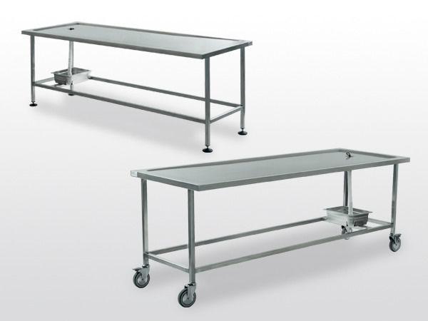 pomoćni stol za mrtvačnice