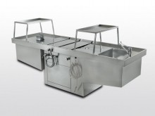 stol za obdukciju standard