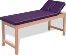 stol za masažu drveni