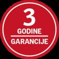garancija 3 god