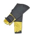Zaštitne rukavice iz jelenje kože