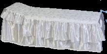 pokrivač za stol za očuvanje temp tijela srebrni