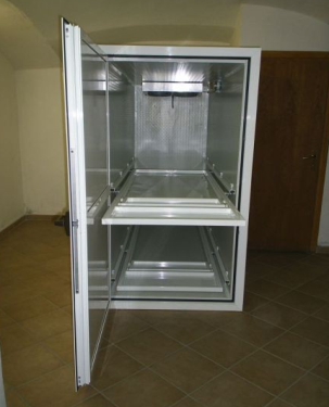 rashladna komora 2 mjesta