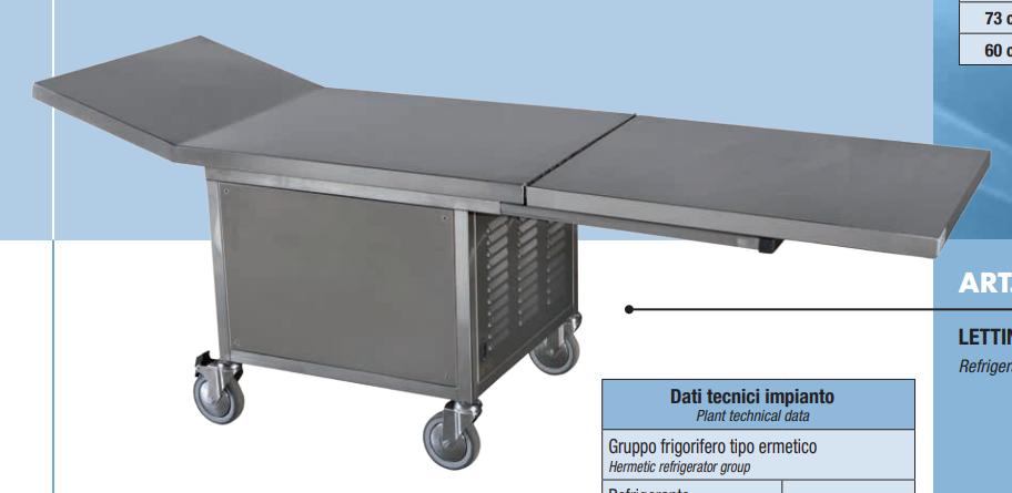 stol za očuvanje temp tijela