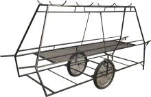 kolica za prijevoz vijenaca