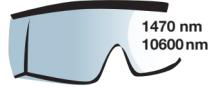 laser naočale